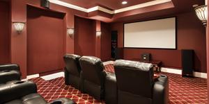 Miami Home Theater Installation