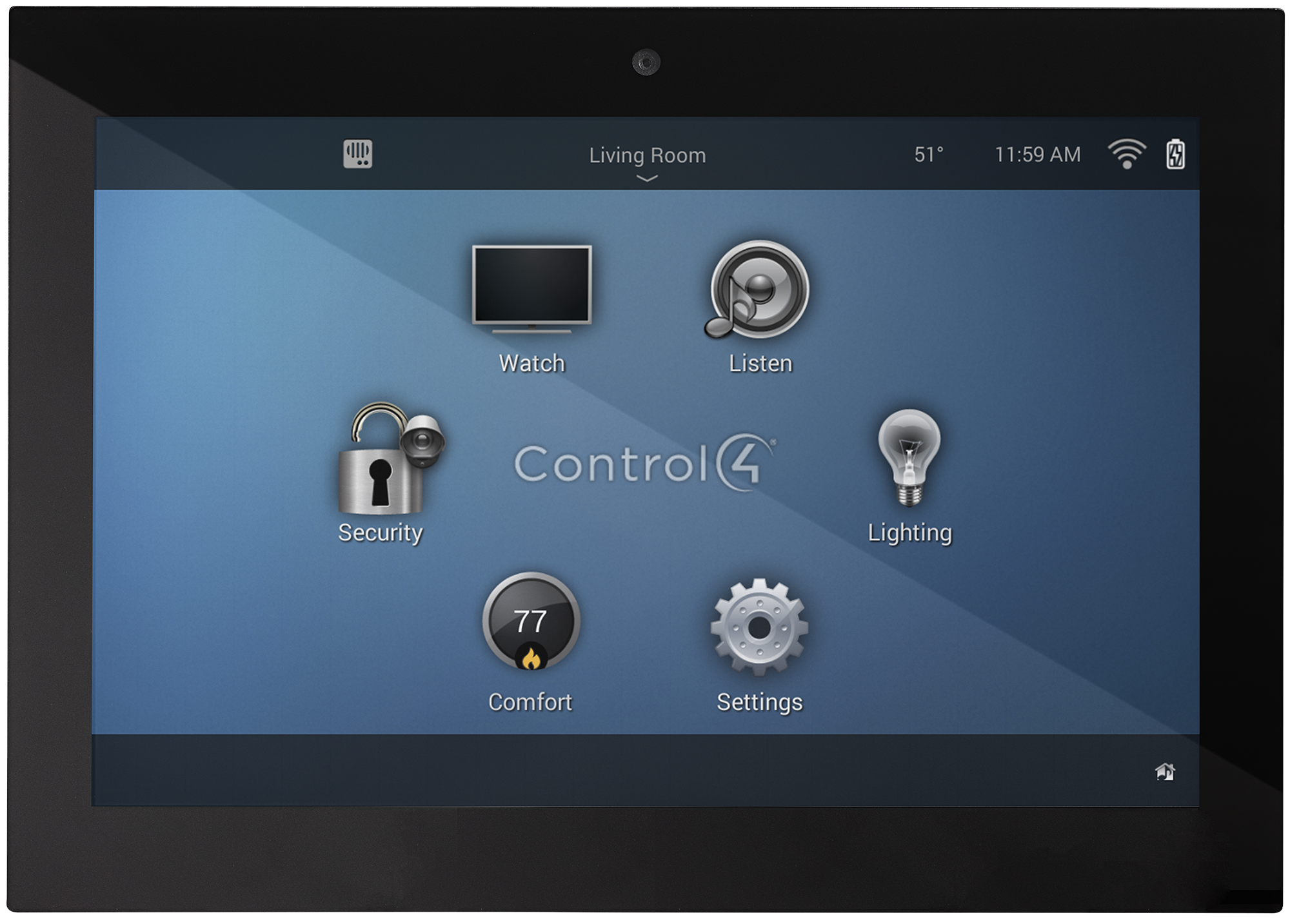 Control4Tablet